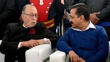 Arvind Kejriwal Writes to Delhi LG Anil Baijal on Supreme Court Order, Says His 'Concurrence Not Needed on Any Matter'