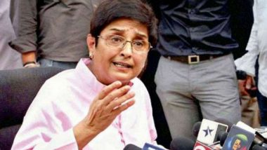 Kiran Bedi Hits Back at Narayanasamy for Asking Centre to Declare Puducherry as 'Transgender'