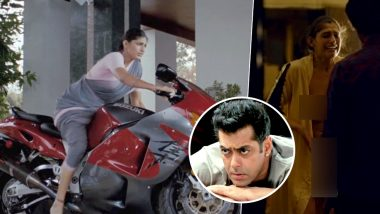 Kubra Sait in Sultan and Ready With Salman Khan Was Missable! Hot Actress Gained Fame After Frontal Nudity Scene in Sacred Games