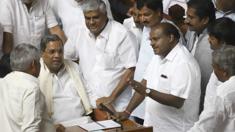 Karnataka Government Crisis: Congress-JDS Coalition Fears Losing Majority, Here's The Number Game