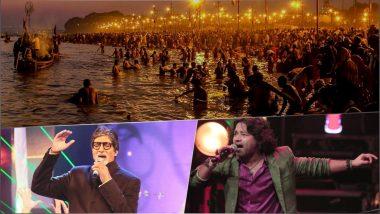 Kumbh Mela 2019 Theme Song to Feature Amitabh Bachchan, Kailash Kher? UP Government's Grand Plans for Allahabad (Prayag) Ardh Kumbh