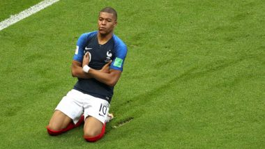 Kylian Mbappe to Don No 7 Jersey for Paris Saint Germain (Watch Video)