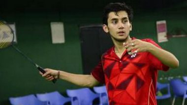 Badminton Association of India Announces Rs 10 Lakh Cash Reward for Shuttler Lakshaya Sen