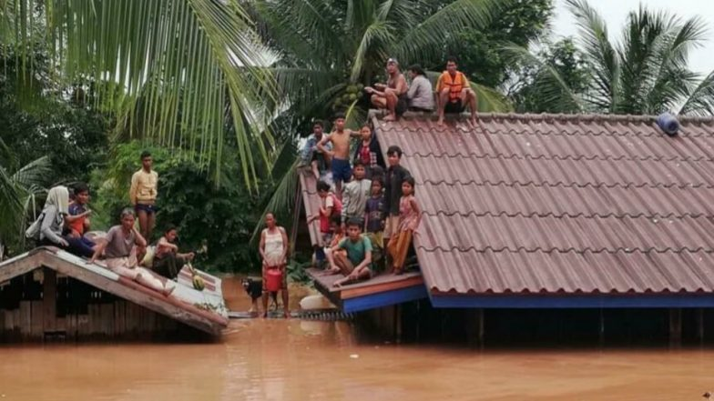Laos Dam Collapse: Hundreds Feared Dead, Rescue Operation Underway