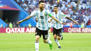 Lionel Messi Takes Break From International Football, To Miss Argentina Friendlies