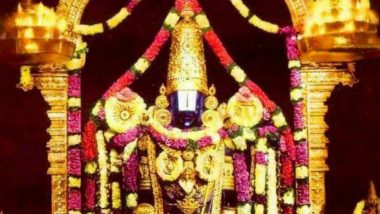 Tamil Nadu: Replica of Lord Venkateswara Shrine to Be Opened at Kanyakumari on January 27
