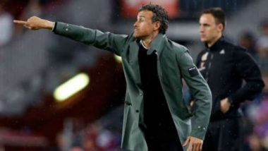 After Knocked Out From 2018 FIFA World Cup, Former Barcelona Boss Enrique Named Spain Football Team Head Coach