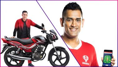 Brands Love MS Dhoni: From TVS to Lava Top Tech & Auto Brands Who Appointed Captain Cool As Their Brand Ambassadors