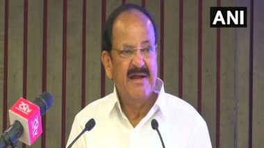 Abrogation of Article 370 a National Issue, Not Political, Says Vice President M Venkaiah Naidu