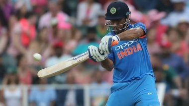 MS Dhoni Booed by Indian Spectators During India vs England 2nd ODI in London