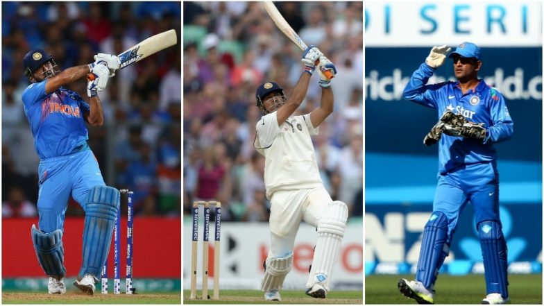 MS Dhoni Becomes Third Cricketer to Play 500 International Matches for India: Sachin Tendulkar, Rahul Dravid on Top of the list!