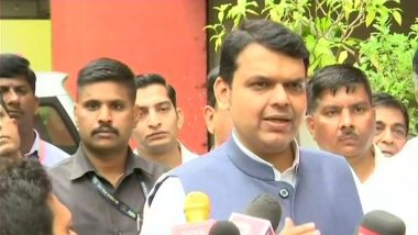 'Ideologically Close' BJP & Shiv Sena Will Fight 2019 Assembly Elections Together, Hopes Devendra Fadnavis