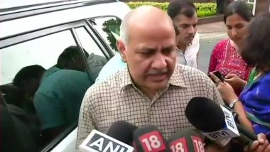 Odd-Even Successful in Delhi on Day 1, Only 192 Challans Issued Till 5 PM: Manish Sisodia