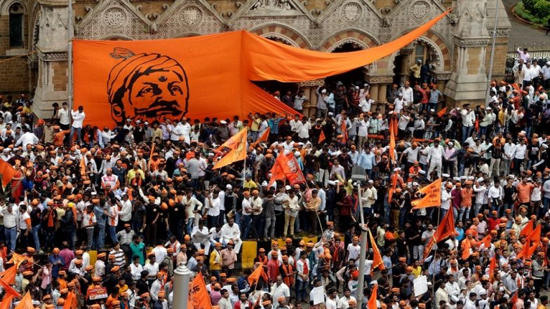 Maharashtra Bandh Tomorrow: Maratha Groups Demanding Reservation to go Ahead With Protest on August 9