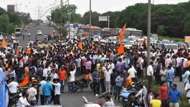 Maratha Rally in Pune Lands in Soup, Women Protesters Asked to Walk Behind Men