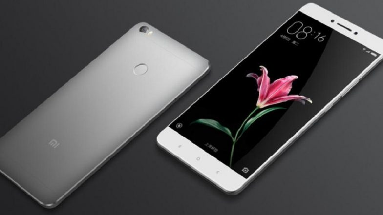Mi Max 3 Smartphone Confirmed to Launch on July 19; Specifications and Features to Expect