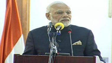 PM Narendra Modi to Address IIT-Bombay's Convocation Ceremony