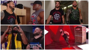 WWE Monday Night RAW Highlights & Match Results: Braun Strowman Defeats Kevin Owens; Roman Reigns vs Bobby Lashley Set for Extreme Rules