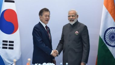 Narendra Modi Responds to South Korean President Moon Jae-In's Special Message on International Yoga Day 2019