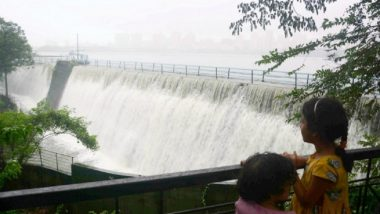 Mumbai Rains: Out of Seven Lakes Supplying Water to Mumbai City; Three Lakes Modak Sagar, Vihar, and Tulsi Overflows Due to Heavy Rains