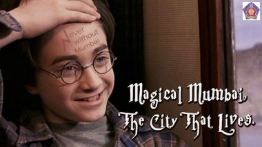 Hello Potterheads! Mumbai Police's Harry Potter Tweet Is Sure to Bring a Smile on Your Face