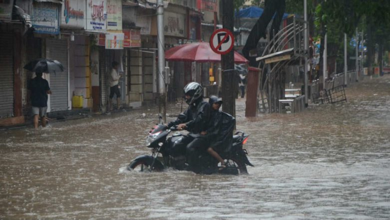 Mumbai Rains: Maximum City is at Risk of Flooding Between July 3 & 5 Due to Heavy Downpour, Says Skymet Weather