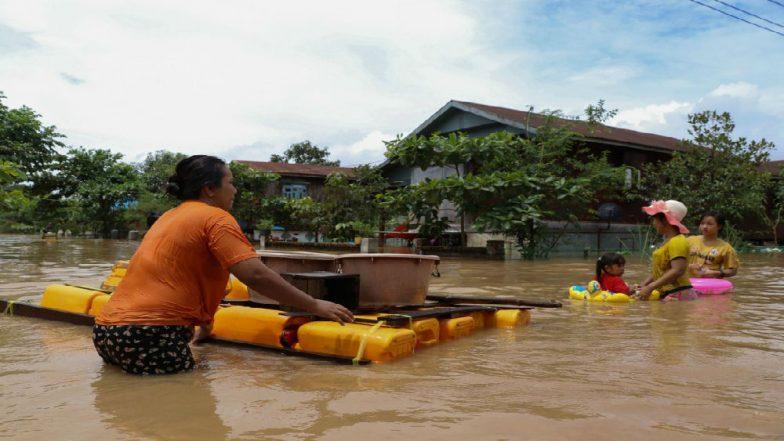 Myanmar Floods Killed 10 People, More Than 100,000 People Displaced