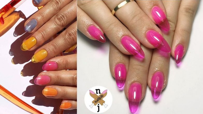 Jelly Nails Are the Latest Instagram Beauty Trend You Are Going to Love (View Pictures)