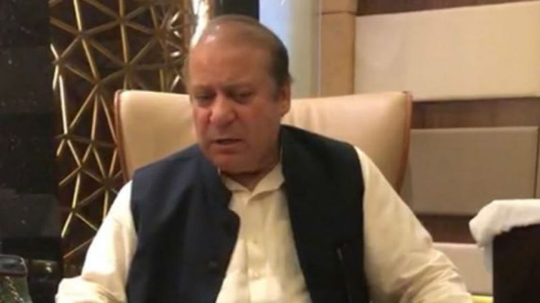 Nawaz Sharif Needs 'Aggressive Medication' to Avoid Cardiac Complications