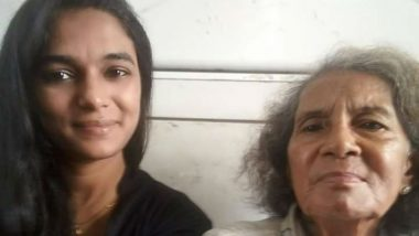 Old Lady Ill-Treated by Mumbai Local Commuters Turns Out to Be an Ex-Hockey Player and Model Who Now Teaches Poor Kids
