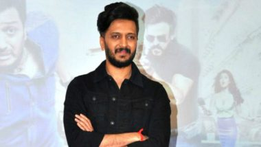 Riteish Deshmukh on Cutting Trees in Aarey: Each Tree Belongs to Citizens as Much as to Government