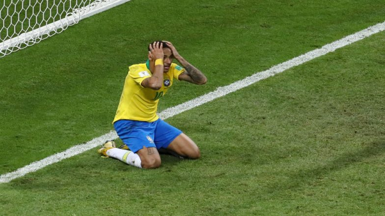 Brazil's 2018 FIFA World Cup Exit is 'Saddest Moment' of Career: Neymar