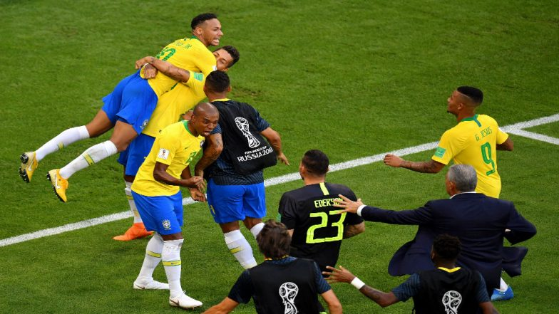 Brazil vs Mexico Highlights and Match Result, 2018 FIFA World Cup: Neymar Unfazed by Critics After Sweet and Sour Display Downs Mexico