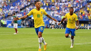 Neymar Jr Leads Brazil to 2-0 Win Against Ecuador in 2022 FIFA World Cup Qualifiers CONMEBOL