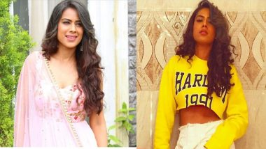 #InMyFeelings Keke Challenge Is Going Viral on Social Media; Take a Look at Nia Sharma and Kushal Tandon's Quirky Take On It!