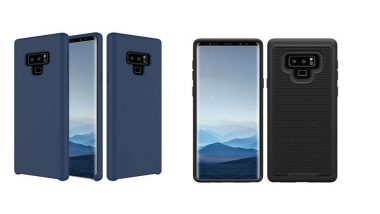 New Samsung Galaxy Note 9 Render Images Reveal Probable Design Ahead of August 9 Launch