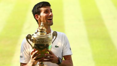 Wimbledon 2018 Men's Singles Final: Novak Djokovic Beats Kevin Anderson to Win 4th Wimbledon, 13th Overall Grand Slam Titles