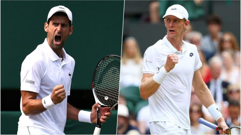 Novak Djokovic vs Kevin Anderson, Wimbledon 2018 Live Streaming: When and Where to Watch the Men's Singles Tennis Final Match in India