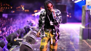 Hollywood Rapper Offset Arrested for Alleged Gun Possession