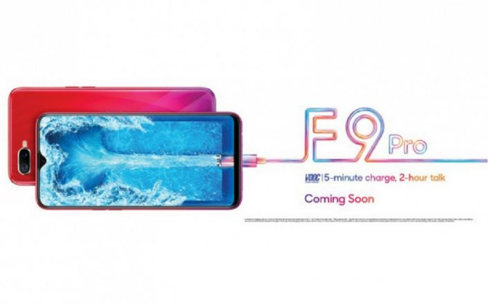 Oppo F9 Pro Smartphone with Waterdrop Display Teased; Coming to India Soon