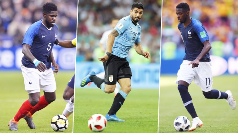 Uruguay vs France, 2018 FIFA World Cup, Round of 8, Quarterfinal Match 1 Preview: Uruguay's Defence to Test France's Attacking Prowess