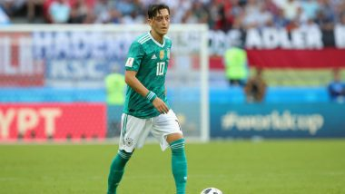 German Footballer Mesut Ozil Quits National Team After FIFA World Cup 2018 Debacle