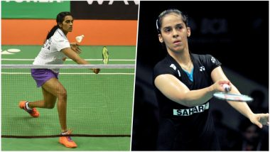 Singapore Open: PV Sindhu, Saina Nehwal Seal Spots in Quarter-Finals; Parupalli Kashyap Loses in 2nd Round
