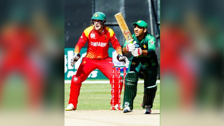 Pakistan knocks hosts Zimbabwe out of T20I series