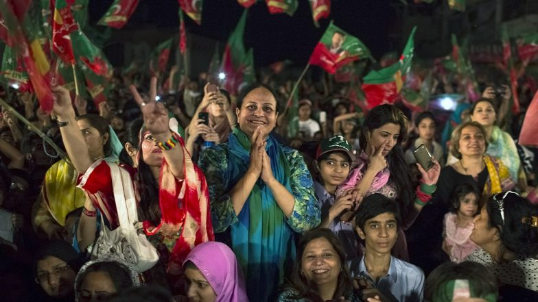 Pakistan Elections 2018 Winners List: Partywise & Constituency-wise Names Of Winning Candidates