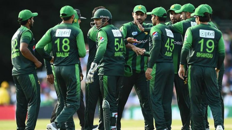 Zimbabwe wins toss, to field against Pakistan in 1st ODI