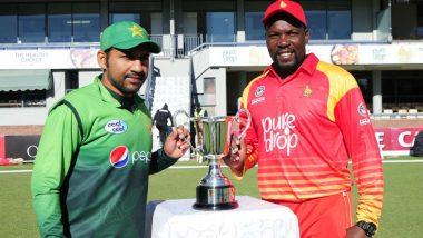 Pakistan vs Zimbabwe 5th ODI LIVE Cricket Streaming: Watch Free LIVE Telecast on TV & Online, Get PAK vs ZIM Live Score