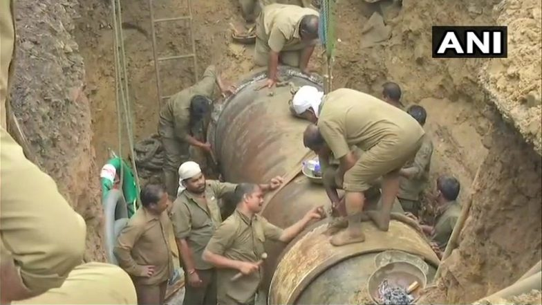 Assam: Four Missing as Water Pipeline Bursts in Power Plant
