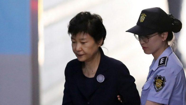 Former South Korean President Park Geun-hye Sentenced to Additional 8 years in Prison