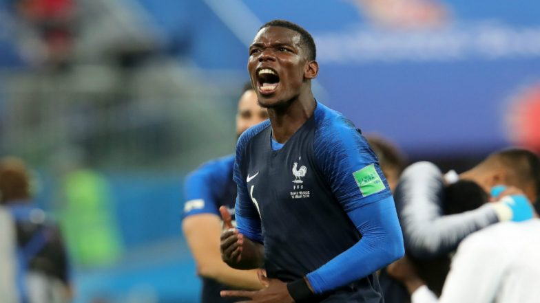 French Star Paul Pogba Looks to be 2018 FIFA World Cup Hero